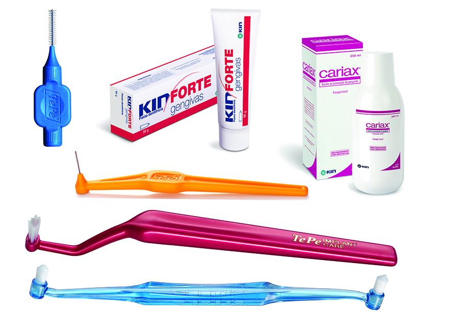 Produtos para uma Higiene Bucal Avançada